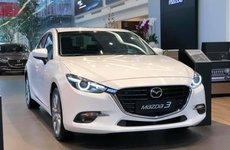 Mazda 3 tiếp tục thống trị phân khúc hạng C trong tháng 4/2019