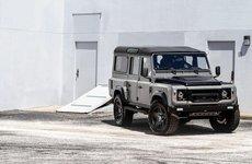 Ngắm chiếc Land Rover Defender mang sức mạnh Mỹ, nội thất đẳng cấp như siêu xe
