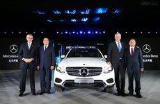 Cuộc 'xâm lăng' của Trung Quốc: BAIC dự định mua 3,3 tỉ USD cổ phiếu của Daimler