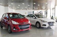Hyundai vượt mặt thị phần của Toyota trong tháng 4