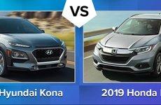 Hyundai Kona vững vàng ở ngôi đầu, Honda HR-V ngày càng yếu thế tại Việt Nam