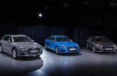 Audi A4 2020 ra mắt với bộ mặt mới