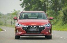 Giá lăn bánh Hyundai Elantra Sport 2019 mới nhất hôm nay