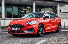 Thông số kỹ thuật Ford Focus ST Wagon 2019