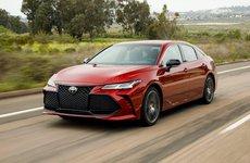 Ưu nhược điểm của Toyota Avalon 2019: Anh cả của gia đình Toyota có gì hot?