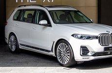 BMW X7 2019 cập bến Singapore, giá từ 8,03 tỷ đồng
