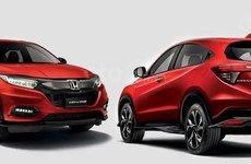 Honda HR-V 2019 RS facelift cập nhật nội thất, chào giá 696 triệu đồng tại Malaysia