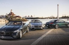 Mercedes cắt giảm xe tại Mỹ