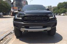 Ford Ranger Raptor tại Việt Nam bị bán tháo ngay ngay cả khi chưa 'bóc tem'