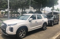 Giá lăn bánh xe Hyundai Palisade 2019 tại Việt Nam