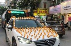 Màn độ xe 'chất chơi' của lái xe Việt