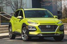 Top 10 mẫu SUV/Crossover chạy xăng tiết kiệm nhất năm 2019