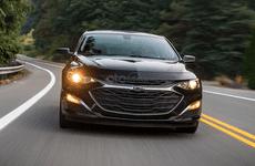 Ưu nhược điểm của Chevrolet Malibu 2019