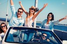 Những vật dụng cần mang theo khi đi phượt bằng ô tô vào mùa hè