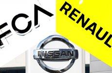 Nissan, Renault và Fiat Chrysler được lợi, tiết kiệm bao nhiêu nếu hợp thể?