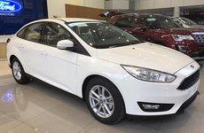 Khuyến mại mới của Ford Việt Nam, Focus giảm 20 triệu đồng