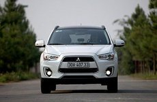 Triệu hồi 850 xe Mitsubishi Outlander Sport và Outlander hybrid tại Việt Nam