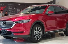 Giá lăn bánh xe Mazda CX-8 2019 bao nhiêu?