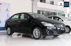Thông số kỹ thuật xe Suzuki Ciaz 2019 kèm giá lăn bánh mới nhất