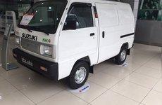 Thông số kỹ thuật xe Suzuki Blind Van 2019 mới nhất hôm nay