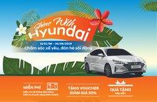 Hyundai Thành Công tung khuyến mại tháng 6/2019