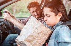 Những vật dụng tài xế nên chuẩn bị khi người thân có chứng say xe