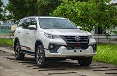 Thông số kỹ thuật Toyota Fortuner 2019 lắp ráp mới nhất tại Việt Nam
