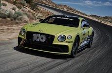 Bentley Continental GT lên kế hoạch thiết lập kỷ lục mới tại giải đua Pikes Peak Hill Climb 2019