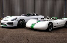 'Siêu phẩm' Porsche Boxster Berspyder - Bản concept không thuộc về người tiêu dùng