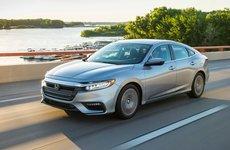Đánh giá xe Honda Insight 2019