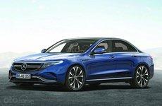 Xế sang Mercedes-Benz EQE 2022 hẹn gặp trong 3 năm tới