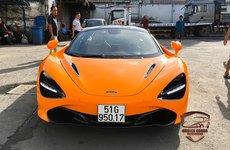 Chiếc McLaren 720S thứ 5 vừa về Việt Nam phục vụ dân chơi Sài Gòn