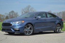 Ford sẽ tiếp tục sản xuất Fusion cho tới hết năm 2021