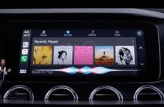 Hệ thống ô tô Apple CarPlay giới thiệu phiên bản facelift