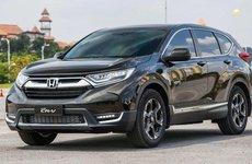 Liên tục gặp lỗi, Honda CR-V là 'Vua' Crossover hay mẫu xe 'lắm tài nhiều tật' tại Việt Nam?