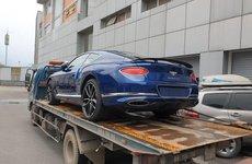 Thêm chiếc Bentley Continental GT thế hệ mới về Việt Nam