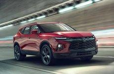 Top 10 đối thủ của Chevrolet Blazer 2019