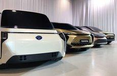 Toyota dự định bán 5,5 triệu ô tô điện trong vòng 5 năm tới