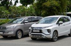 Cuộc so kè giữa Mitsubishi Xpander và Toyota Innova tại Việt Nam