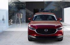 Mazda CX-30 chạy điện sẽ mở bán tại châu Âu, Bắc Mỹ vào năm sau