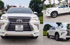Toyota Hilux tại Việt Nam 'hóa thân' thành Lexus LX 570