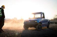 Pickman - Mẫu bán tải điện Trung Quốc chốt giá sốc 9.000 USD
