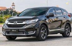 Tháng 5/2019: Honda CR-V lại vượt mặt Mazda CX-5 trong phân khúc CUV