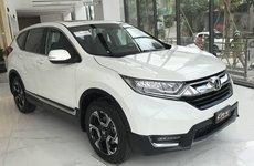 Honda Việt Nam báo cáo doanh số tháng 5/2019: Honda CR-V bán chạy nhất