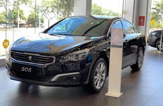Thông số kỹ thuật xe Peugeot 508 2019