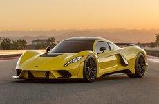Top 5 xe nhanh nhất thế giới hiện nay: 'Lốc xoáy' Hennessey Venom F5 quán quân