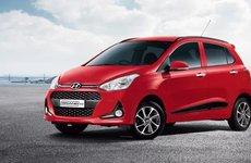 Hyundai Grand i10 'bất bại' trong phân khúc hạng A tháng 5