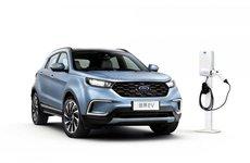 Ford Territory EV được vén màn tại Trung Quốc với phạm vi lái 360km
