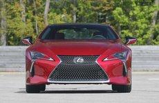 Ưu nhược điểm của Lexus LC 500 2019