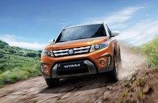 Thông số kỹ thuật xe Suzuki Vitara